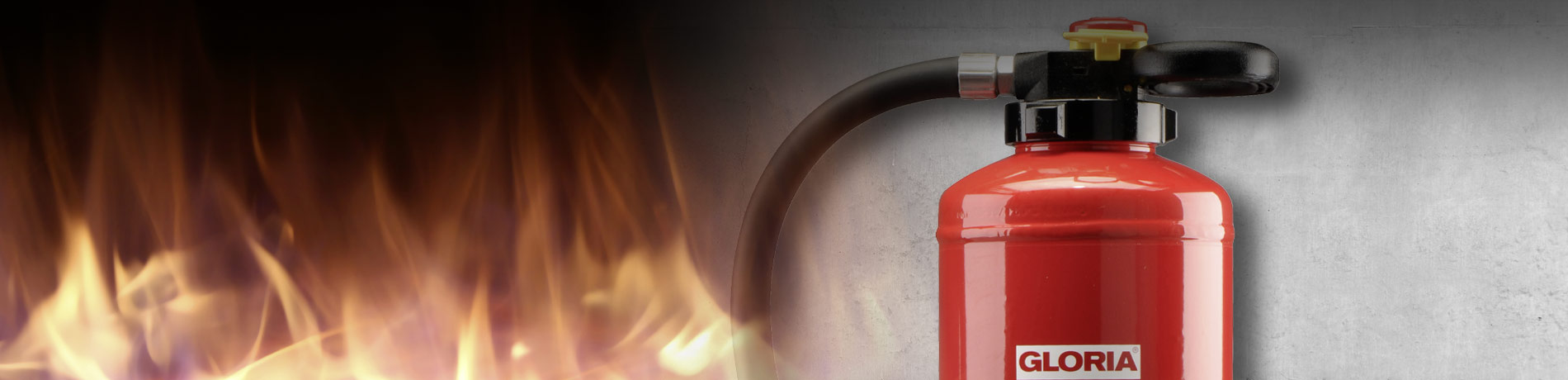 Fettbrand Feuerlöscher