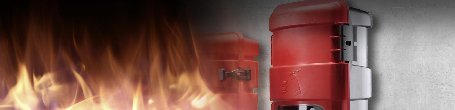 Feuerlöscher Zubehör