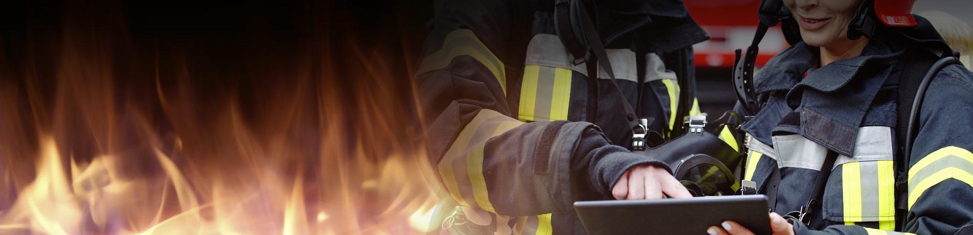 Feuerwehrpläne